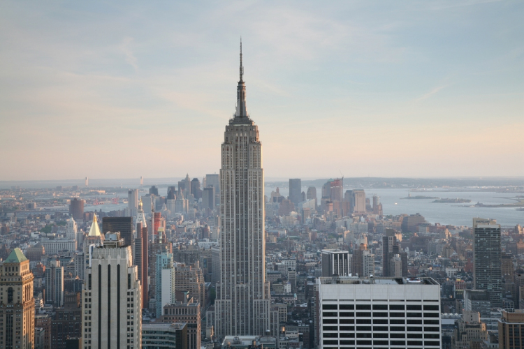The-iconic-Empire-State-Building