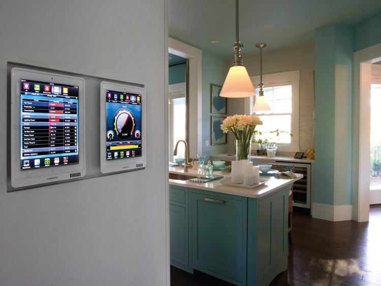 smart technology home design 1 - Smart Home Designs